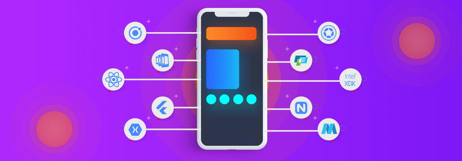 Most Popular Android App Development Frameworks for Mobile Apps