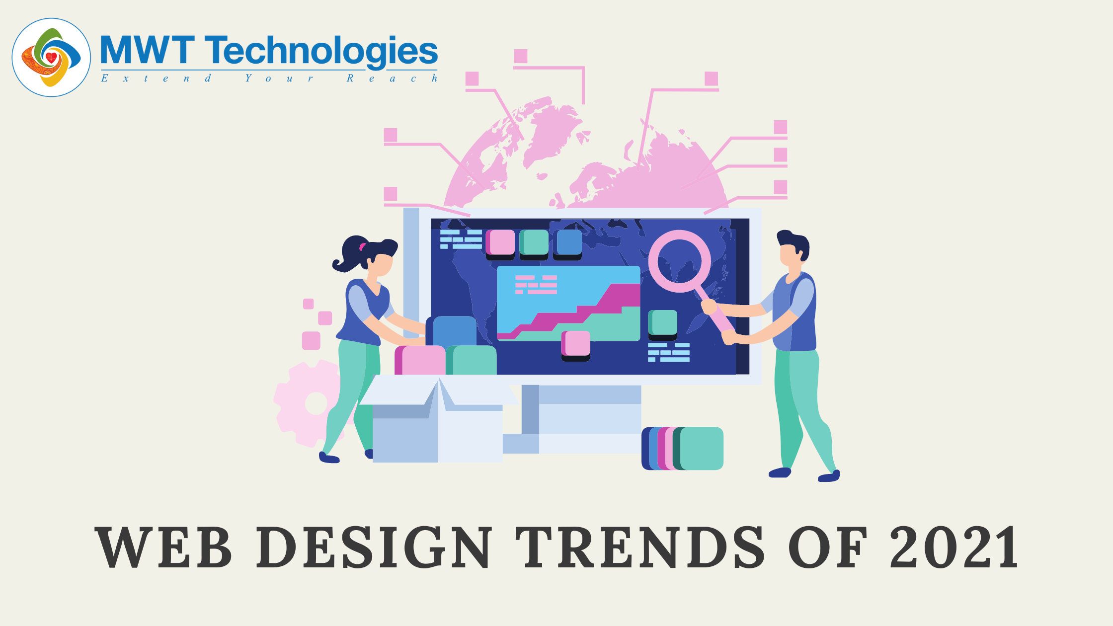 Web Design Trends of 2021 – The best and the worst!