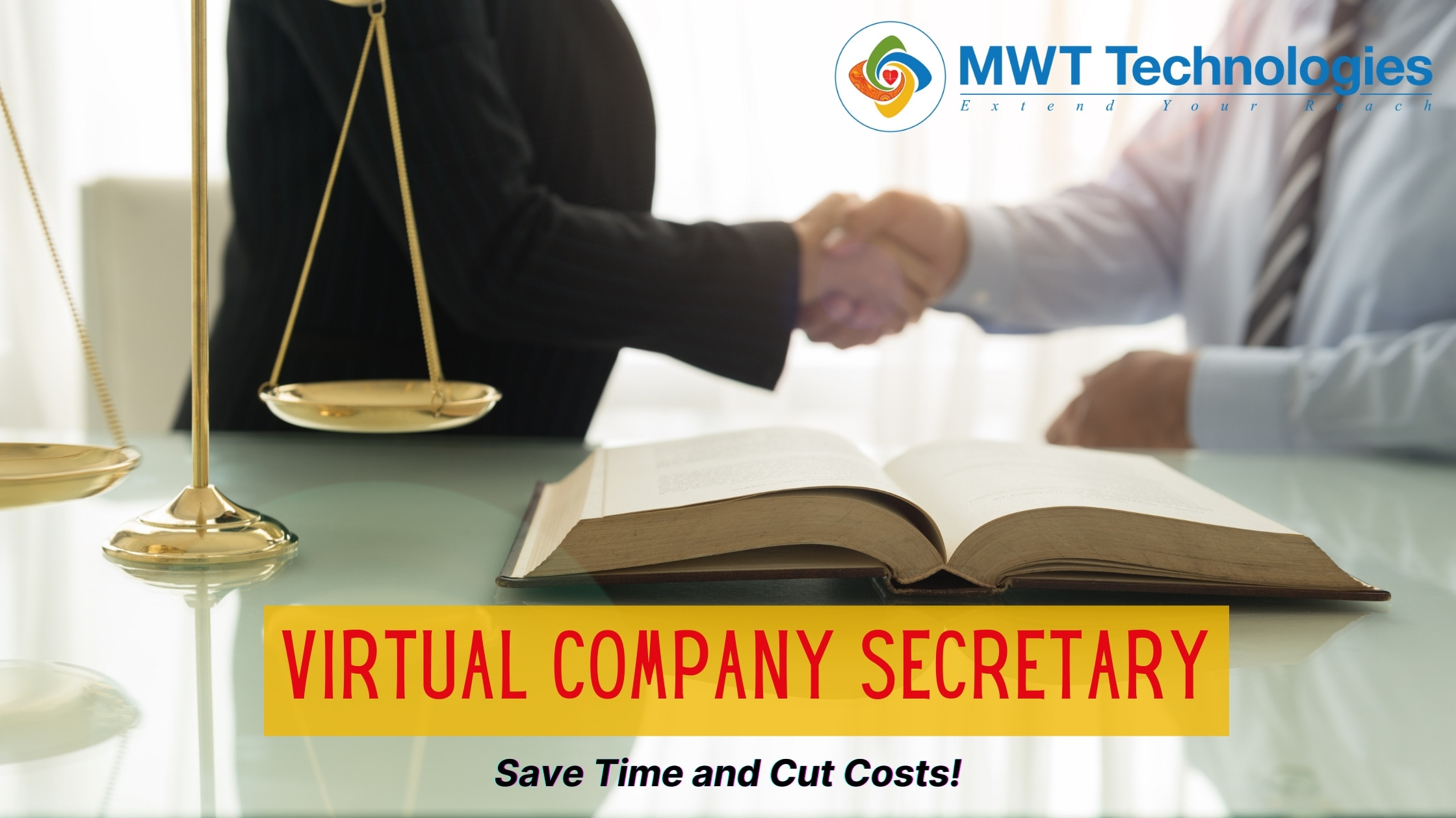Virtual Company Secretary: Save Time and Cut Costs!